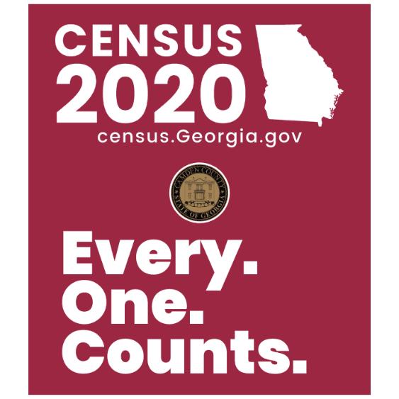 2020 Census Every. One. Counts.