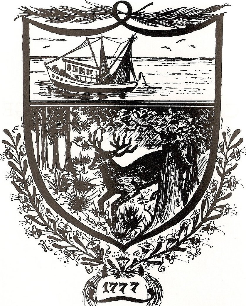 Historic Seal of Camden County