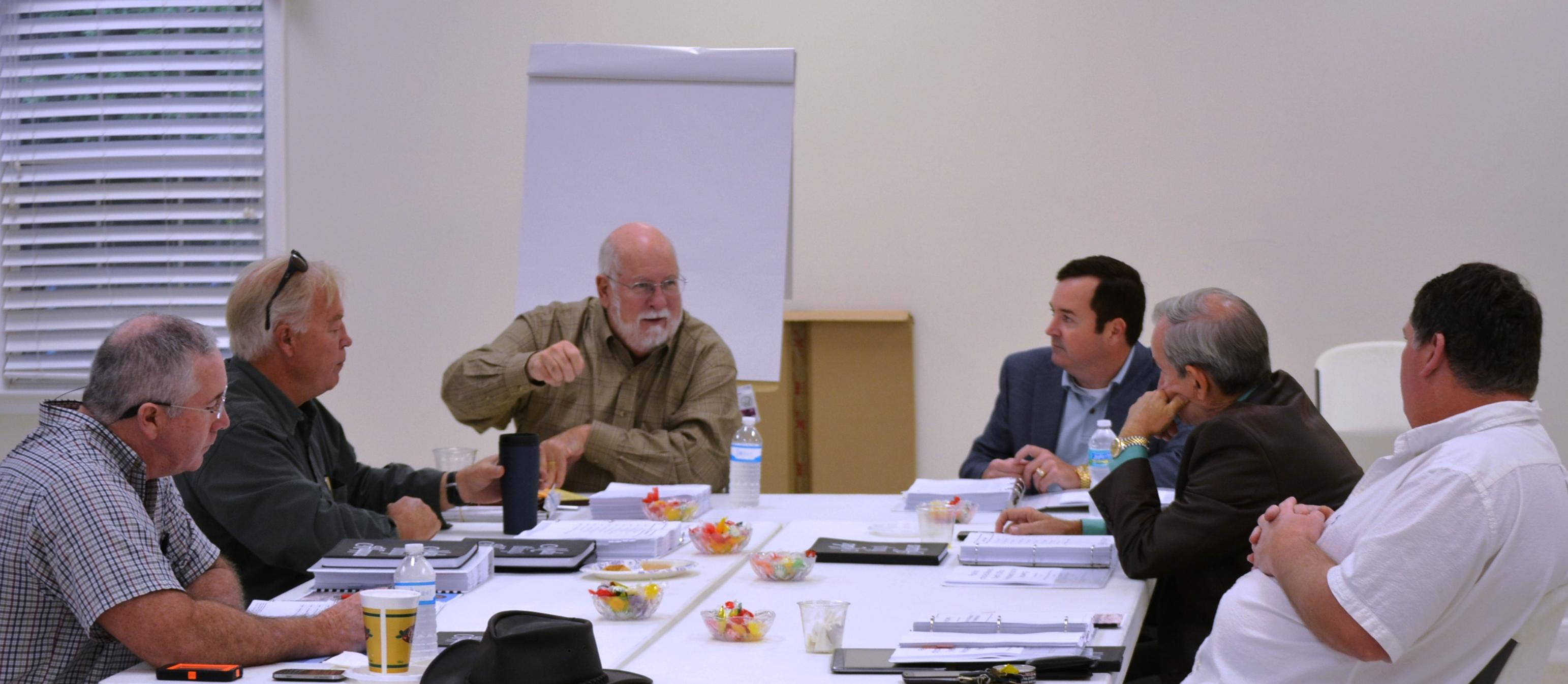 Commissioners Planning Session