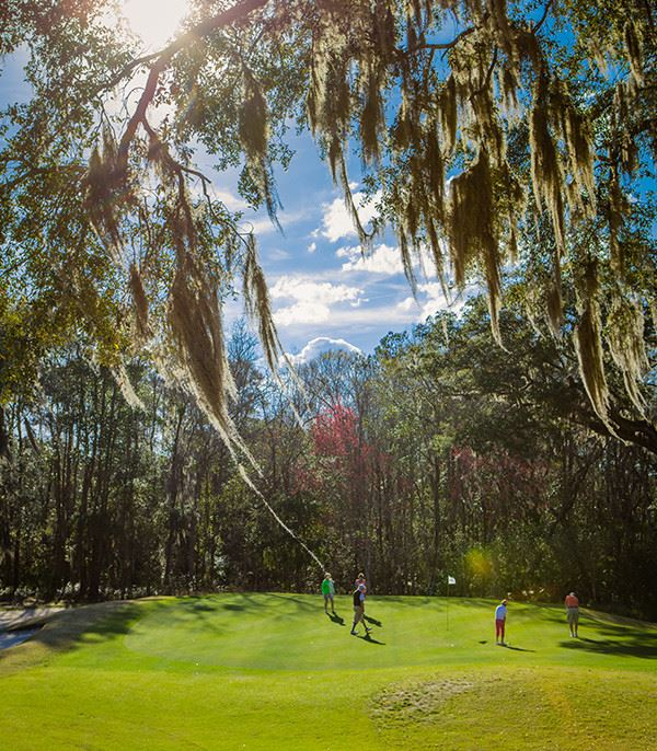 Laurel Island Links Golf Course