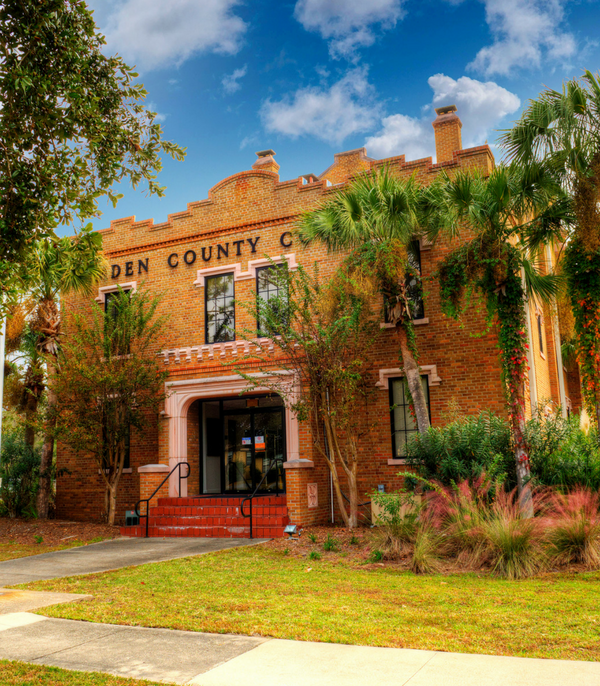 Historic Camden County Courthouse
