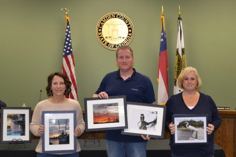 Photo Contest Winners with their images
